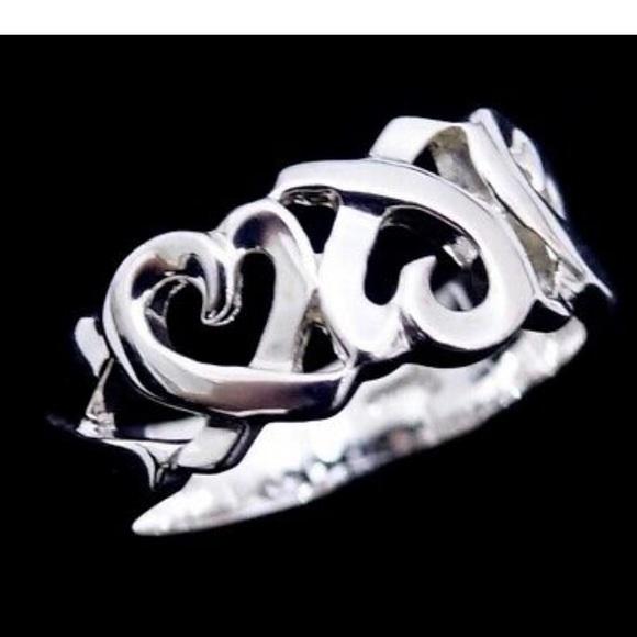 Tiffany & Co. Jewelry - Tiffany & co Loving Heart 925 Paloma Picasso